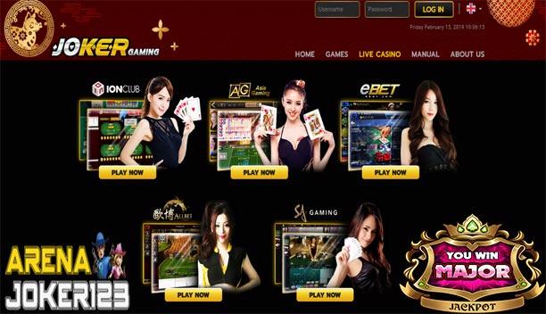 Joker123 Casino