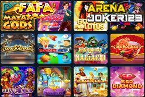 Game Slot Paramatik