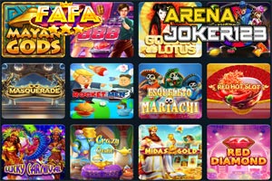 Game Slot Paramatik