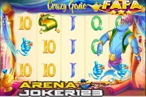 Slot Crazy Genie
